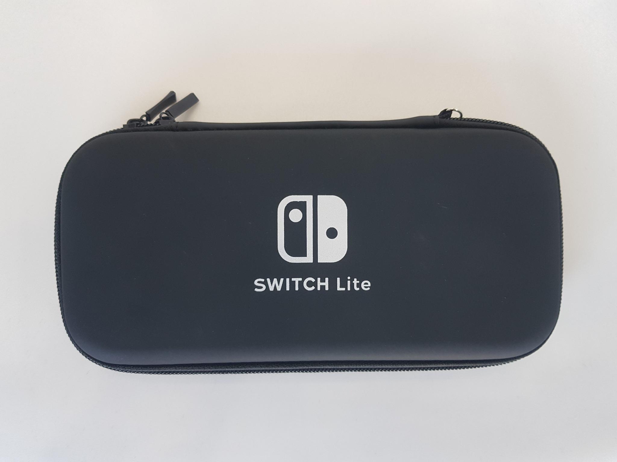 bao đựng máy nintendo switch lite giao mầu ngẫu nhiên