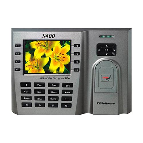 Máy Chấm Công Zksoftware S400 - Hàng Nhập Khẩu