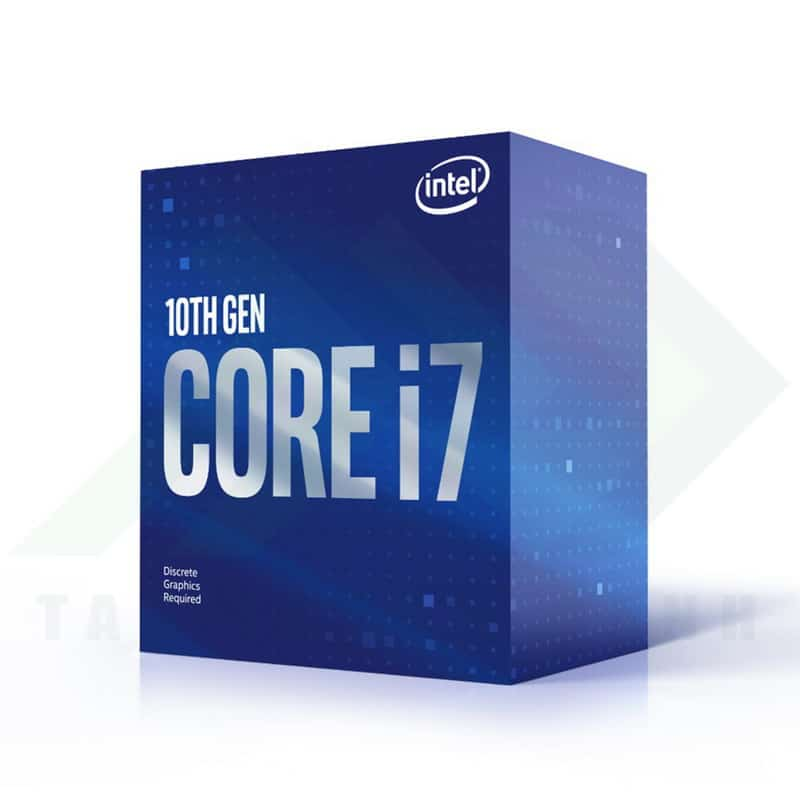 CPU Intel Core i7-10700F (2.9GHz turbo up to 4.8GHz, 8 nhân 16 luồng, 16MB Cache, 65W) - Socket Intel LGA 1200 - Hàng Chính Hãng | Tiki