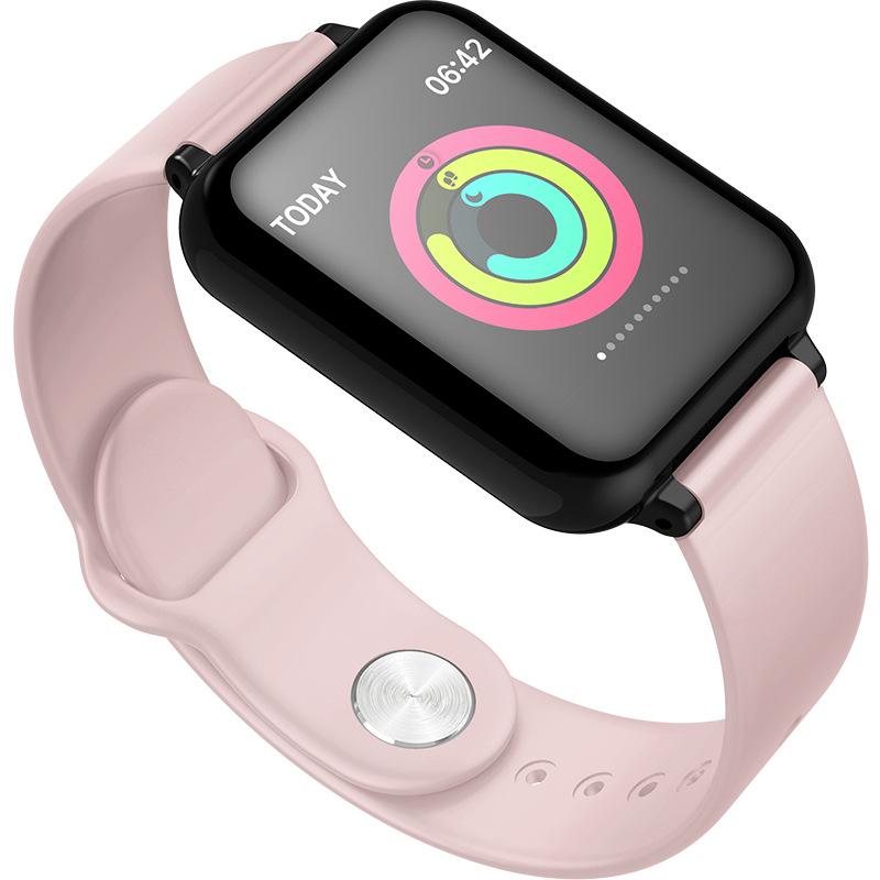 Đồng hồ thông minh cao cấp Vikopa B57 Pink - Hàng Nhập Khẩu