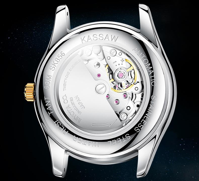 Đồng hồ nam chính hãng KASSAW K856-3