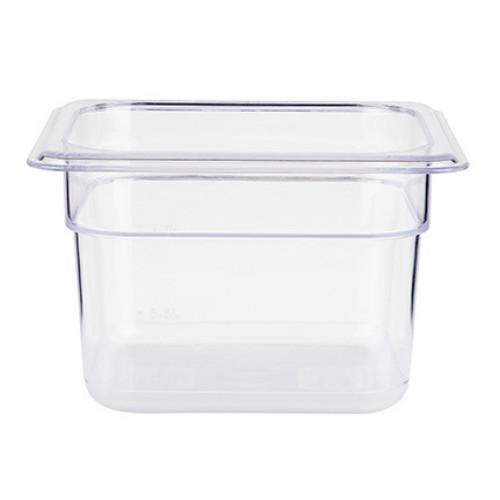 Khay GN bằng nhựa trong suốt có nắp, Thương hiệu JIWINS, Dùng để đựng thực phẩm cho nhà hàng khách sạn