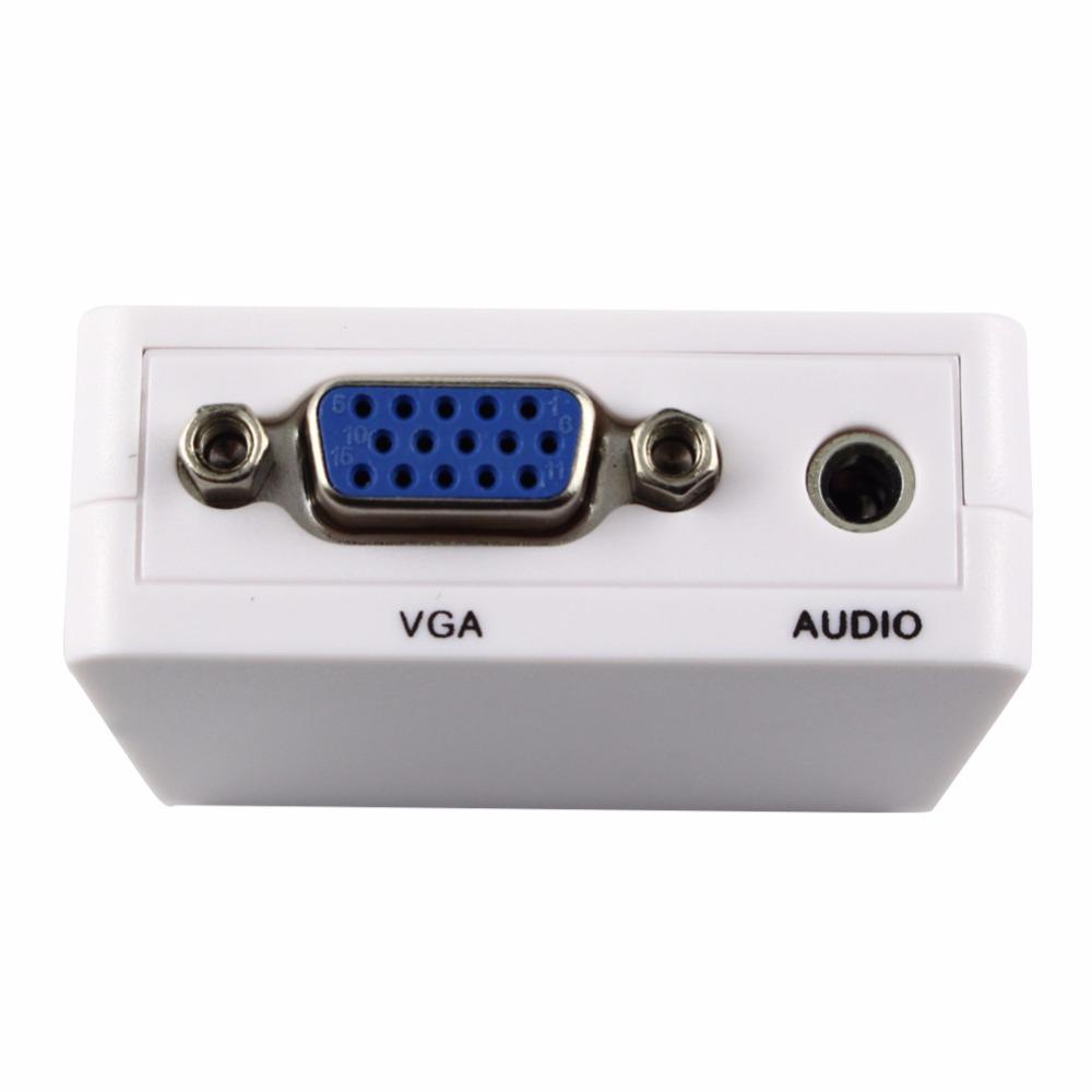 Bộ Chuyển Đổi Tín Hiệu HDMI sang VGA MINI AZONE