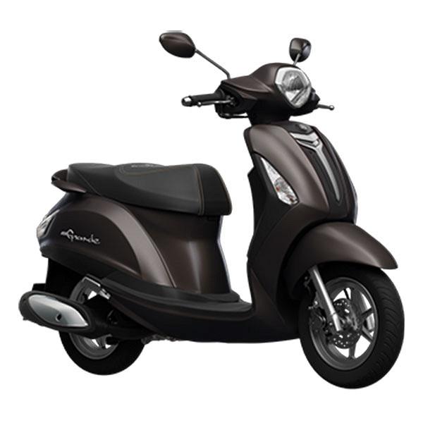 Xe Máy Yamaha Grande Premium - Nâu