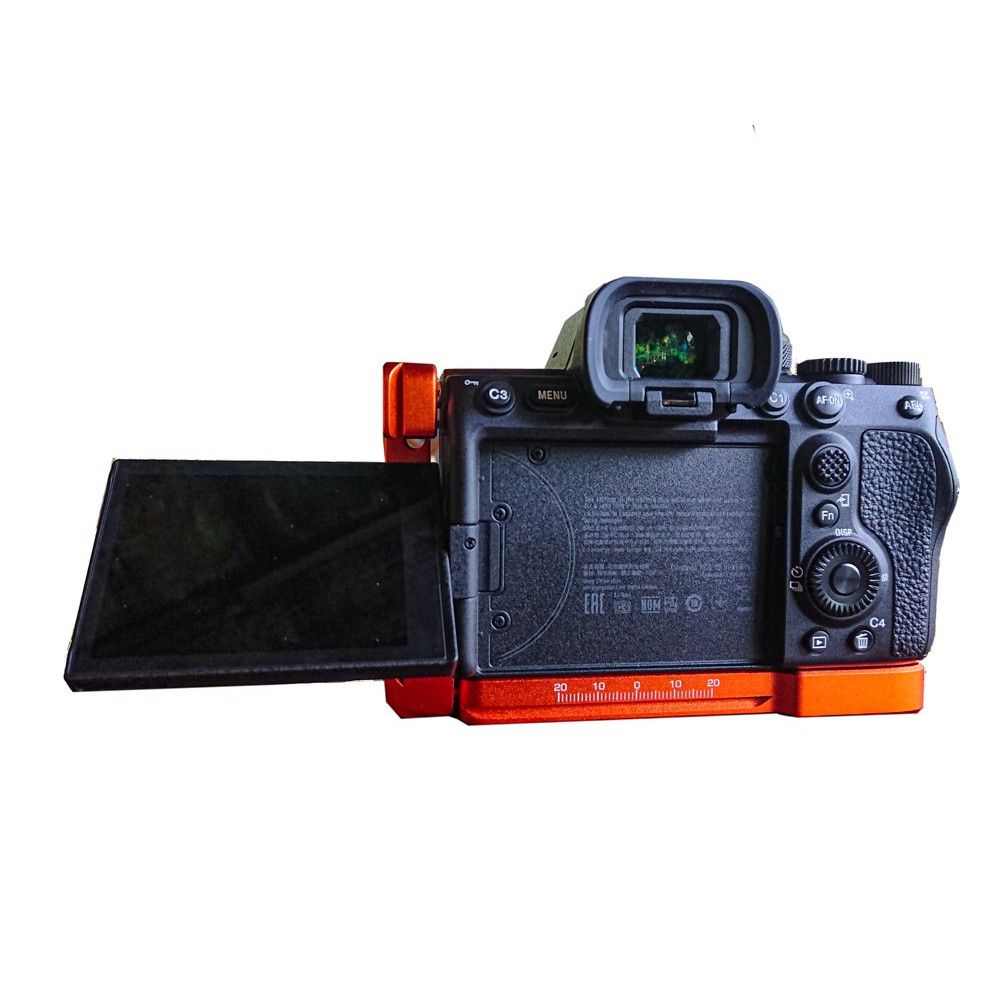 giá đỡ máy ảnh Stabil LSIV(SIII) - L Plate (Bracket) For Sony A7SIII hàng chính hãng