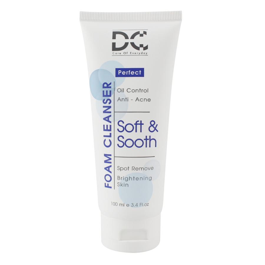 Foam Cleanser DC - Sữa Rửa Mặt Bọt Bong Mịn 100ml