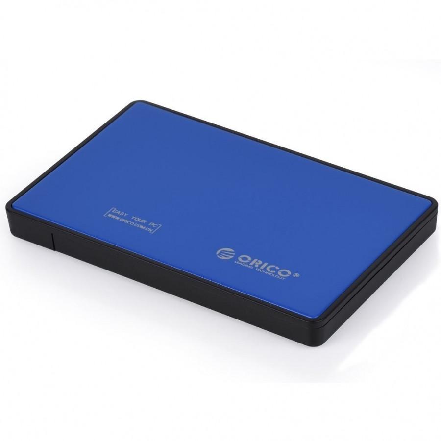 """Hộp đựng ổ cứng 2.5"""" SSD/HDD SATA USB 3.0 Orico 2588US3 - Hàng Chính Hãng"""
