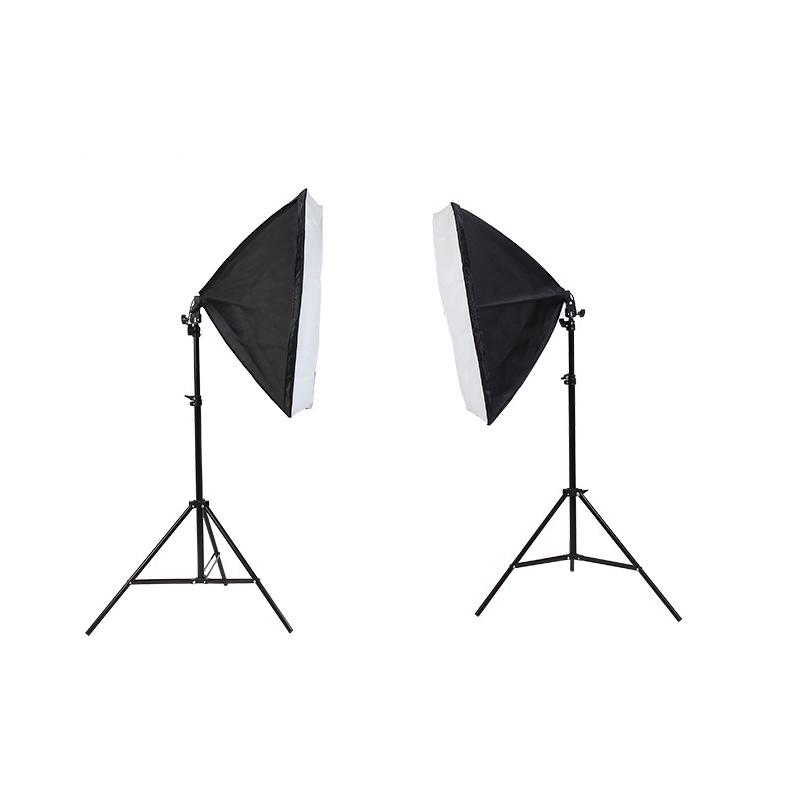 Chân Đèn Studio, Chân Đèn Flash Cho Chụp Ảnh, Quay Phim,  Livestream làm bằng hợp kim nhôm cao 2m gấp gọn 70cm