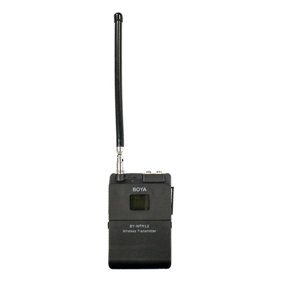 Boya BY-WFM12 VHF Wireless Microphone - Hàng Nhập Khẩu