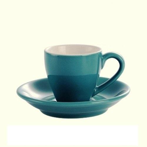 Ly cafe chất liệu sứ nhiều màu sắc dung tích 80 - 220 - 300ml
