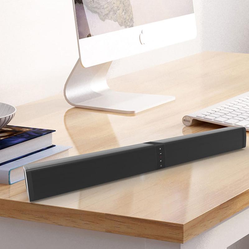 Loa Máy Vi Tính Soundbar Đa Năng BS-36, Hỗ Trợ Bluetooth, USB, Thẻ SD, Đài FM, Âm Thanh Vòm 3D Sống Động
