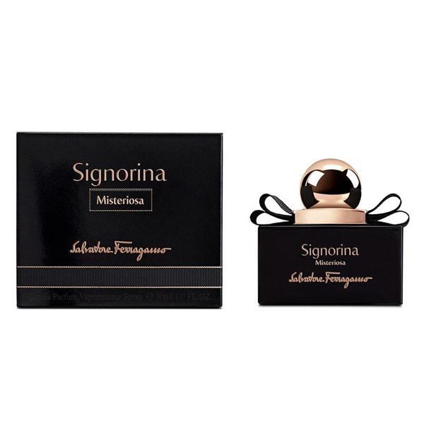 Nước Hoa Nữ Salvatore Ferragamo Signorina Misteriosa - Eau De Parfum (50ml)