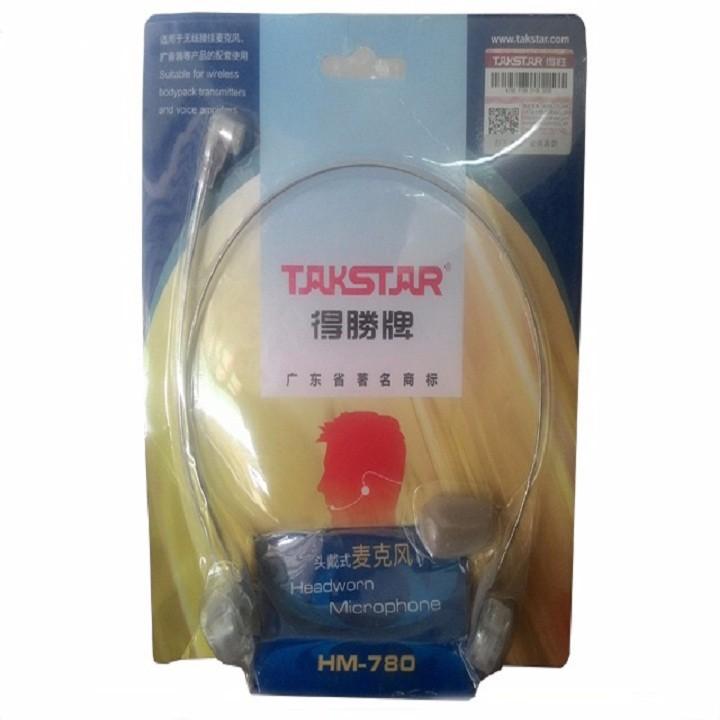 Micro gài tai Takstar HM-780 Hàng Nhập Khẩu