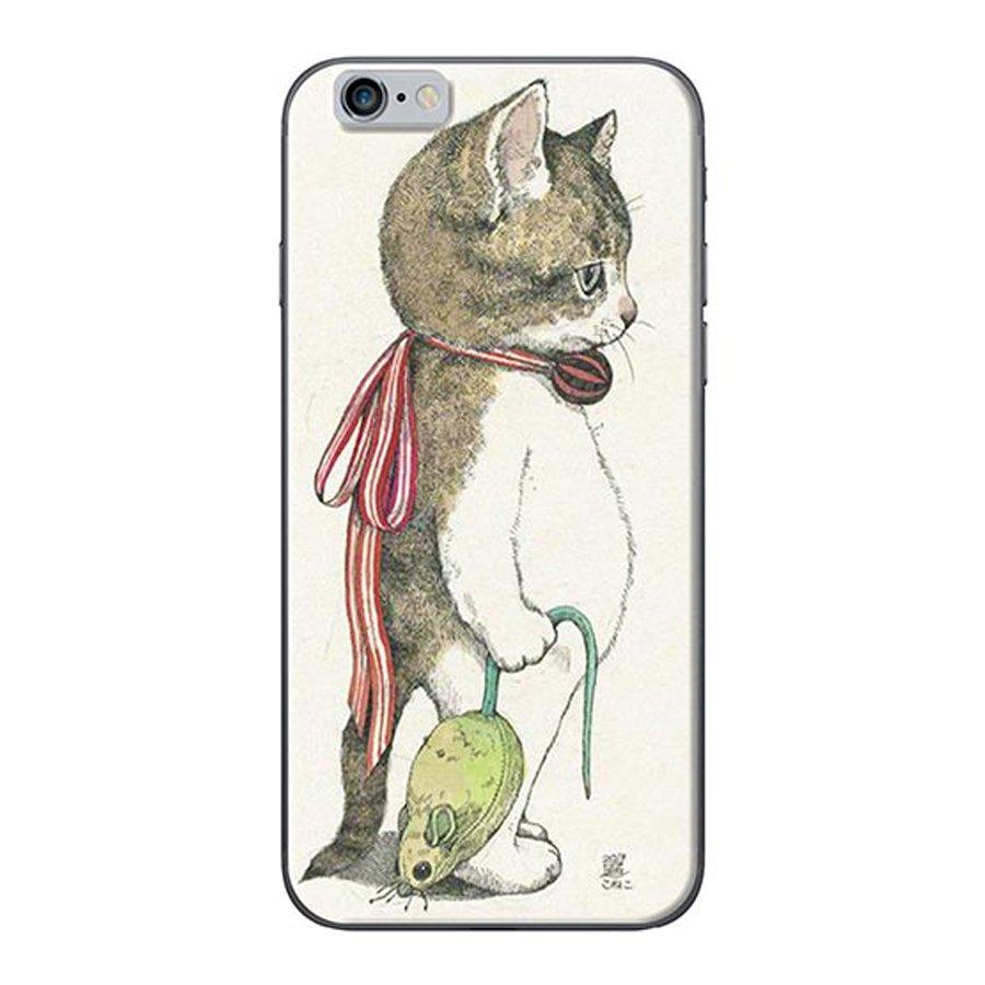 Ốp Lưng Dành Cho iPhone 6 Plus6s Plus - Mèo Ú