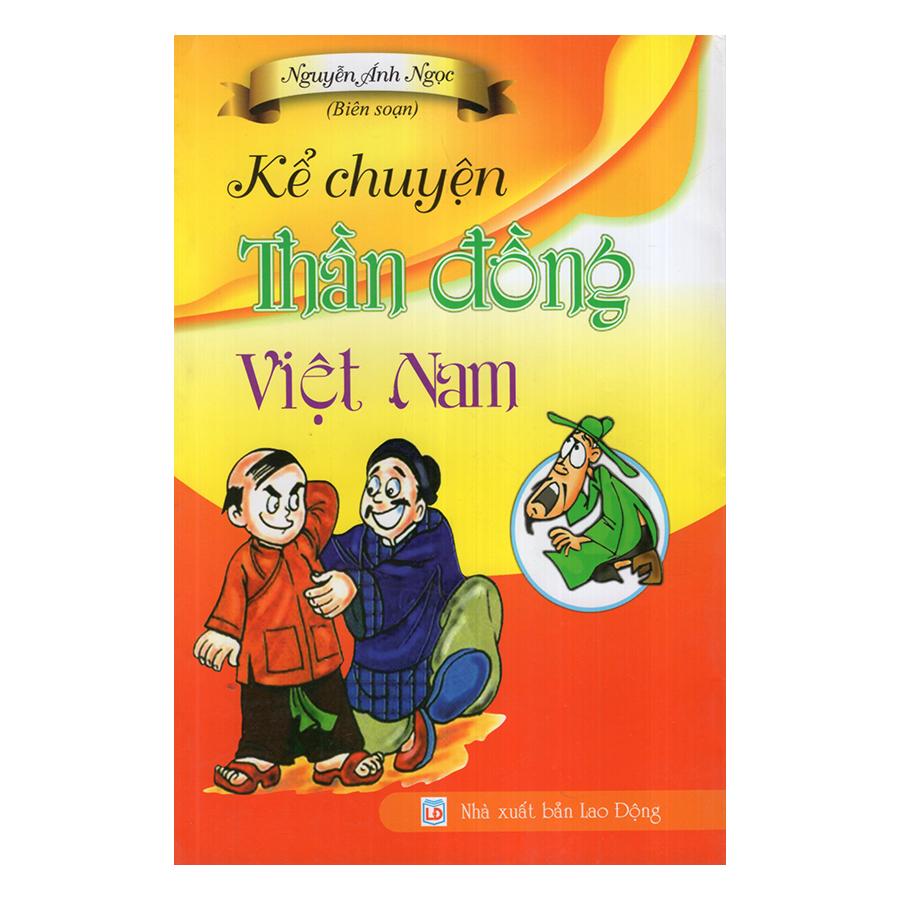 Kể Chuyện Thần Đồng Việt Nam