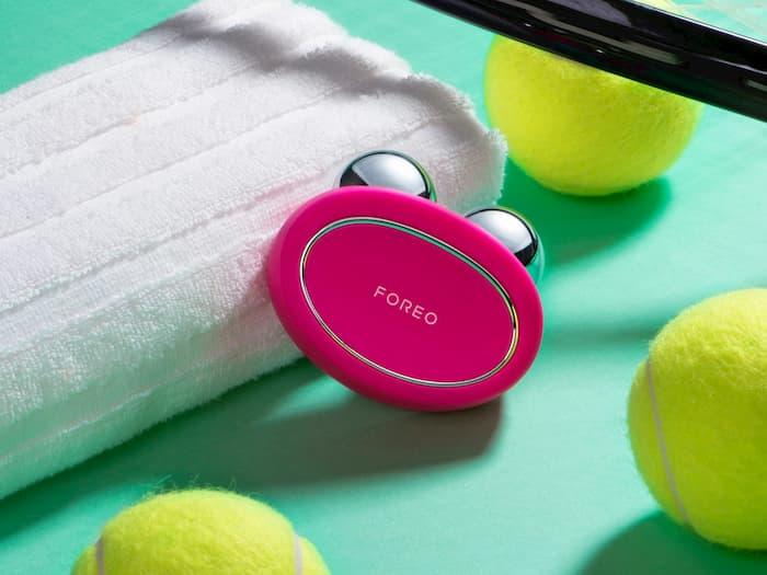 Máy massage nâng cơ mặt Foreo Bear - Hàng Nhập Khẩu