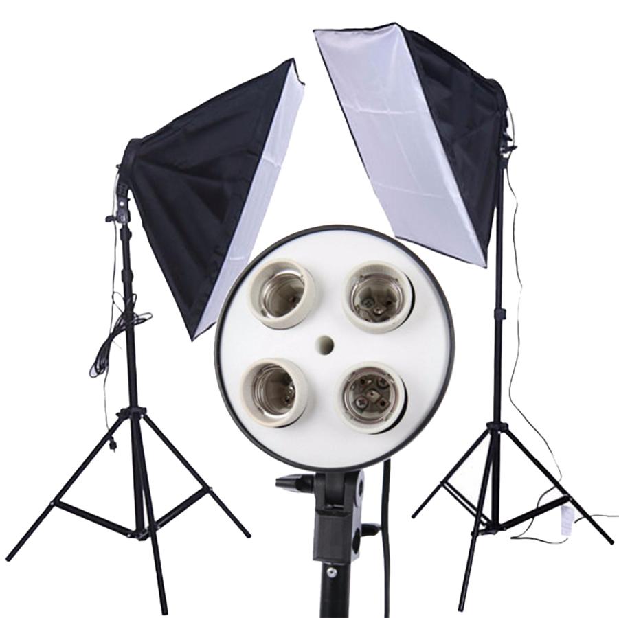 Bộ Đèn Chụp Sản Phẩm (600W) - Hàng Nhập Khẩu