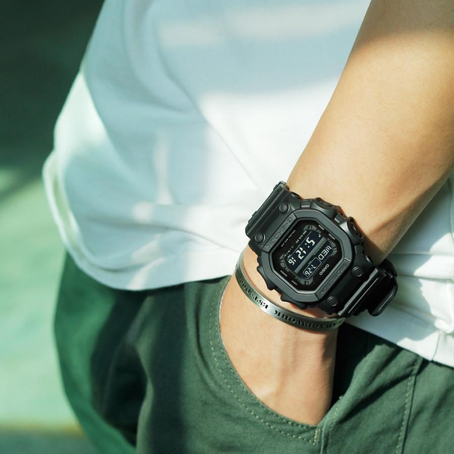 Đồng hồ nam dây nhựa Casio G-Shock chính hãng GX-56BB-1DR