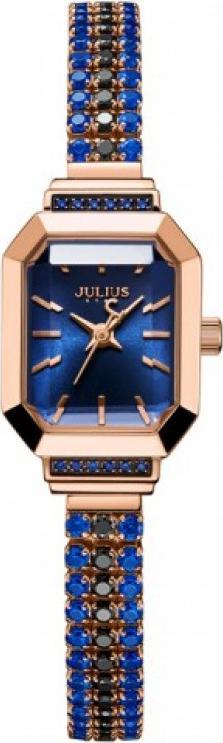 ĐỒNG HỒ NỮ JS-006D JULIUS STAR HÀN QUỐC (XANH)
