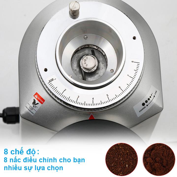 Máy xay cà phê chuyên nghiệp cao cấp L-Beans SD-900N công suất lớn dùng cho quán Cà phê - Công suất: 360W - Xay được 10kg/giờ - Hàng Nhập Khẩu