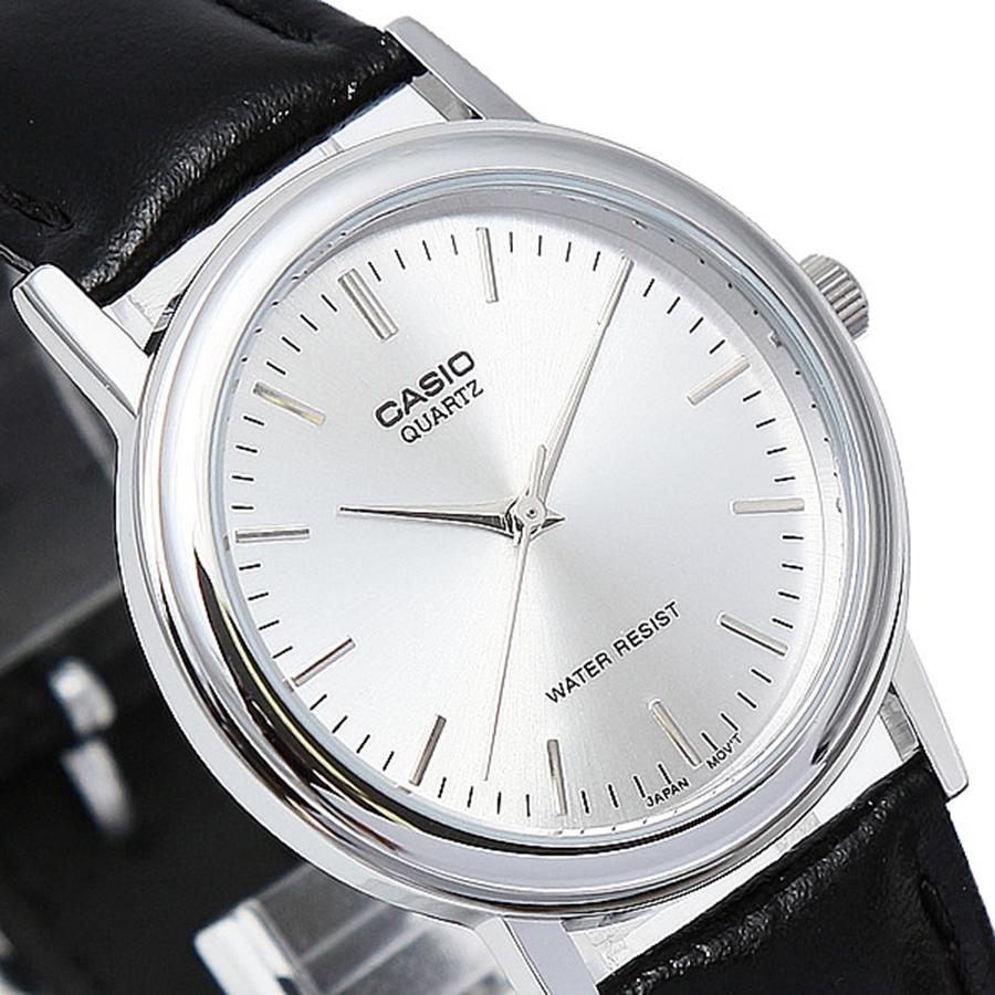 Đồng hồ nam dây da Casio MTP-1095E-7ADF