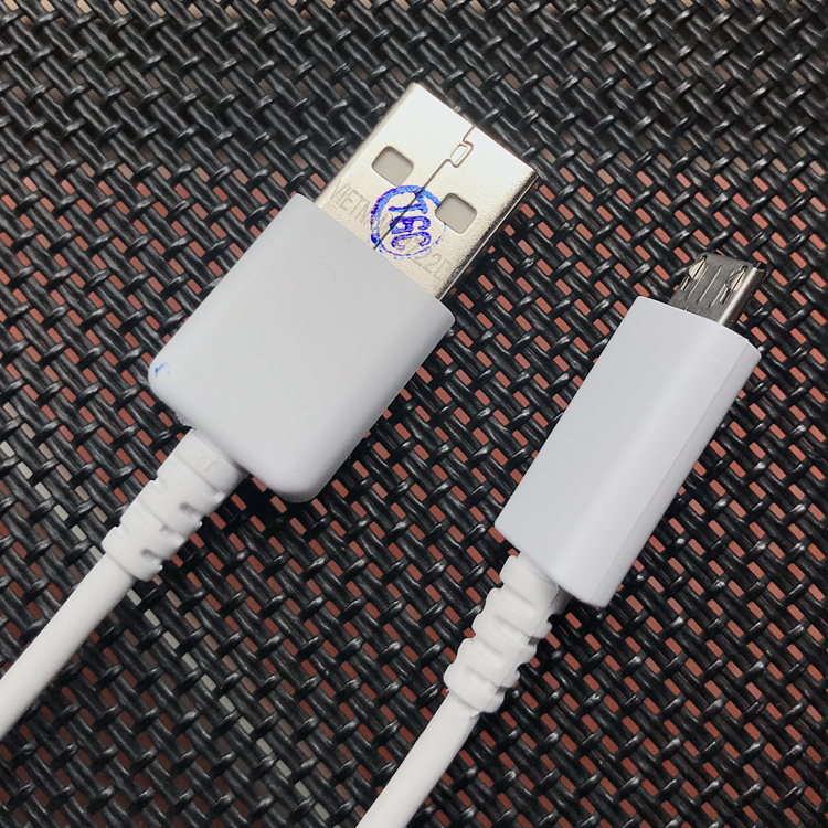 Cáp sạc Micro USB dài 1.2m hỗ trợ sạc nhanh 3A cho các máy SamSung, Sony, Xiaomi  MICRO 1.2M