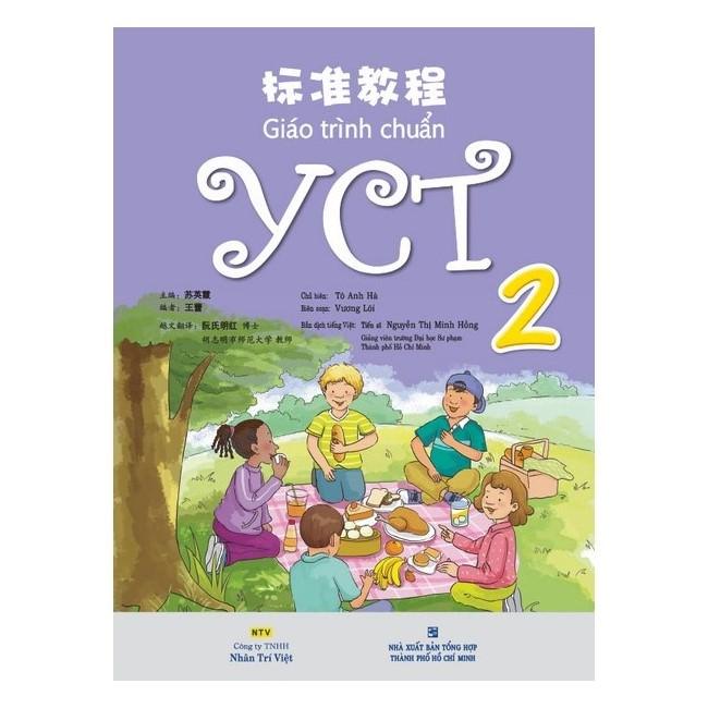 Giáo Trình Chuẩn YCT 2 (Kèm file MP3)