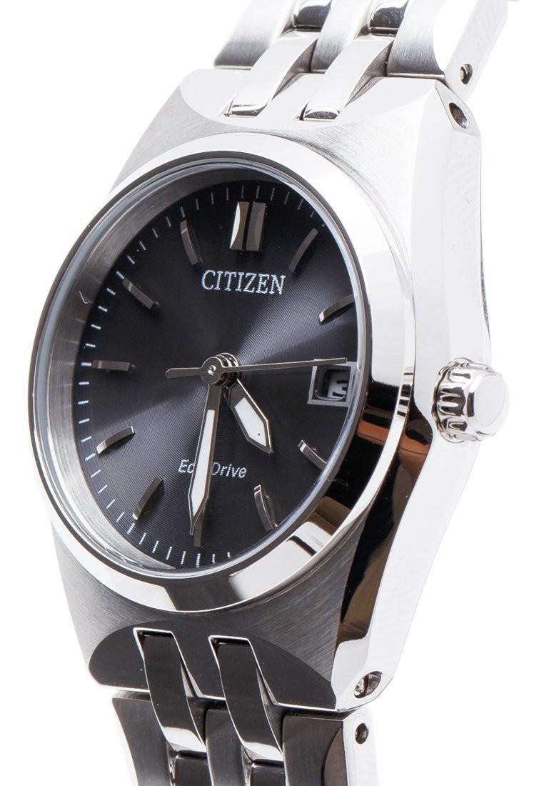 Đồng Hồ Citizen EW2290-62E Nữ Dây Kim Loại Eco-Drive 28mm