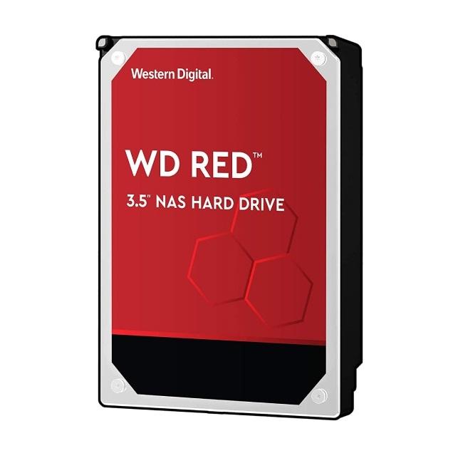 Ổ Cứng HDD NAS WD Red 8TB/265MB/5400/3.5 - WD80EFAX - Hàng chính hãng