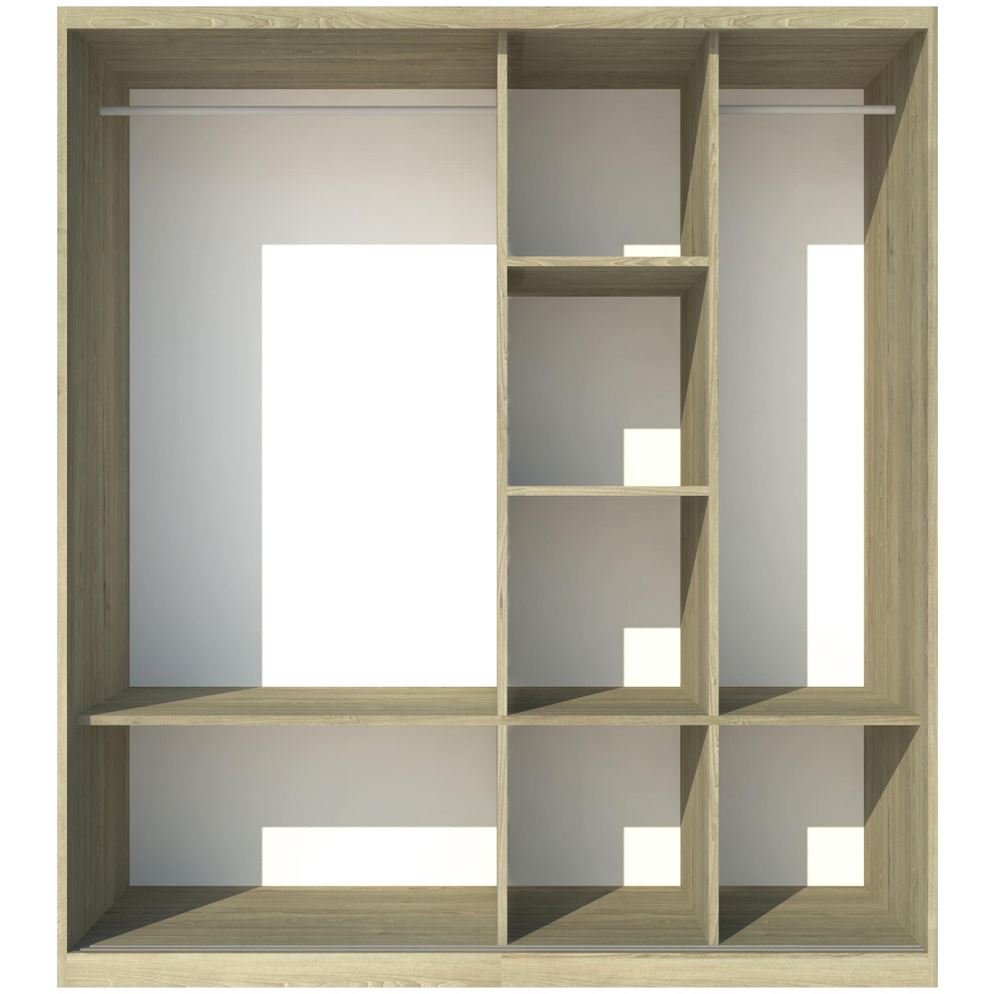 Tủ Cửa Lùa FINE FT096 (180cm x 200cm)
