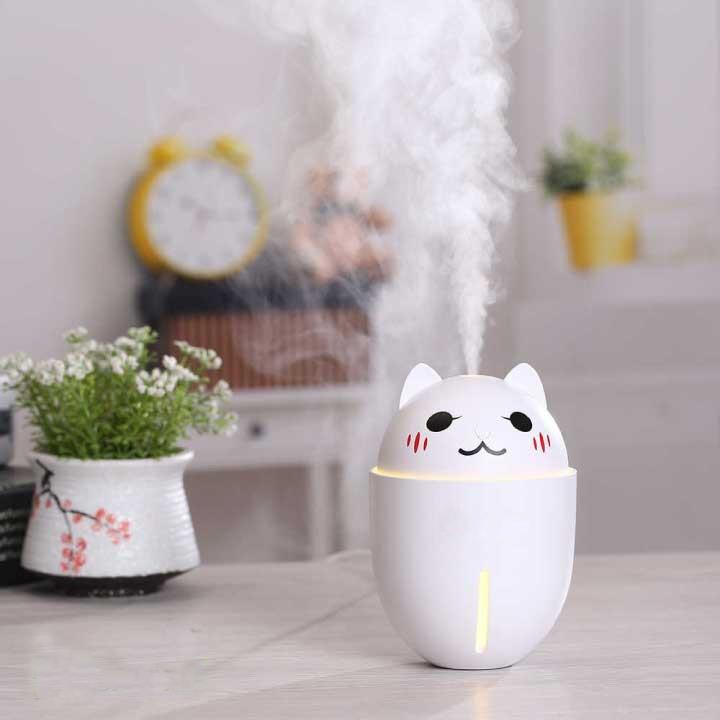 Máy phun sương tạo ẩm 3 trong 1 - phun sương mini