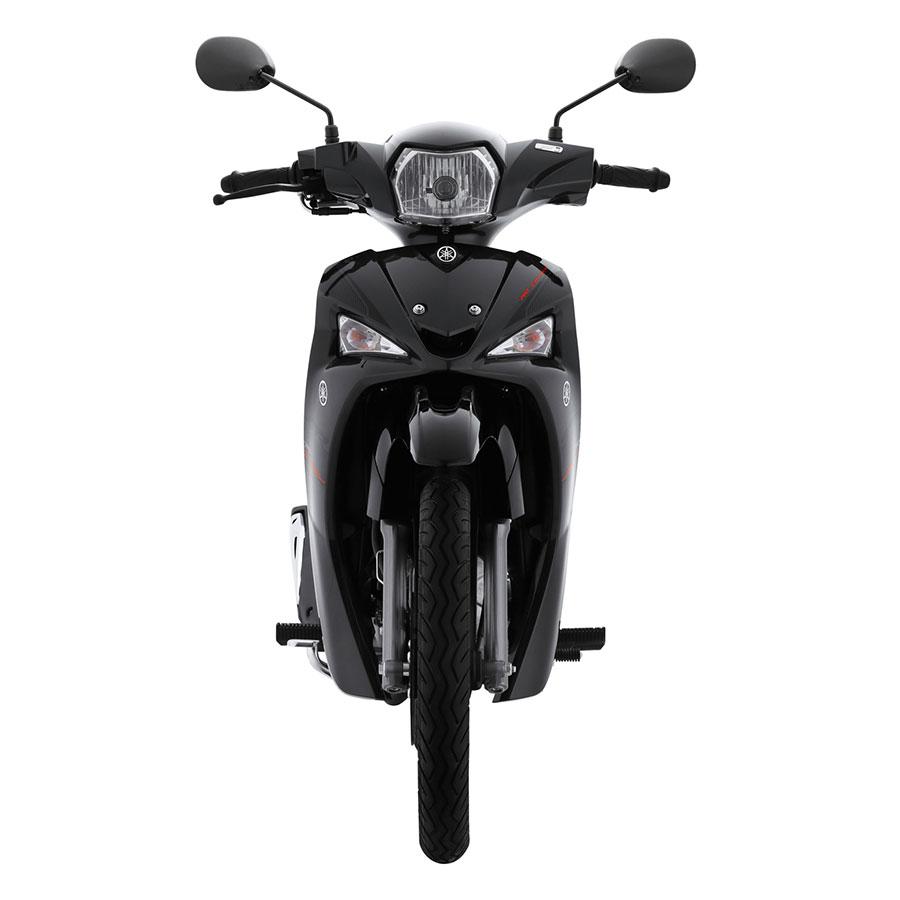 Xe Máy Yamaha Sirius Vành Đúc - Đen