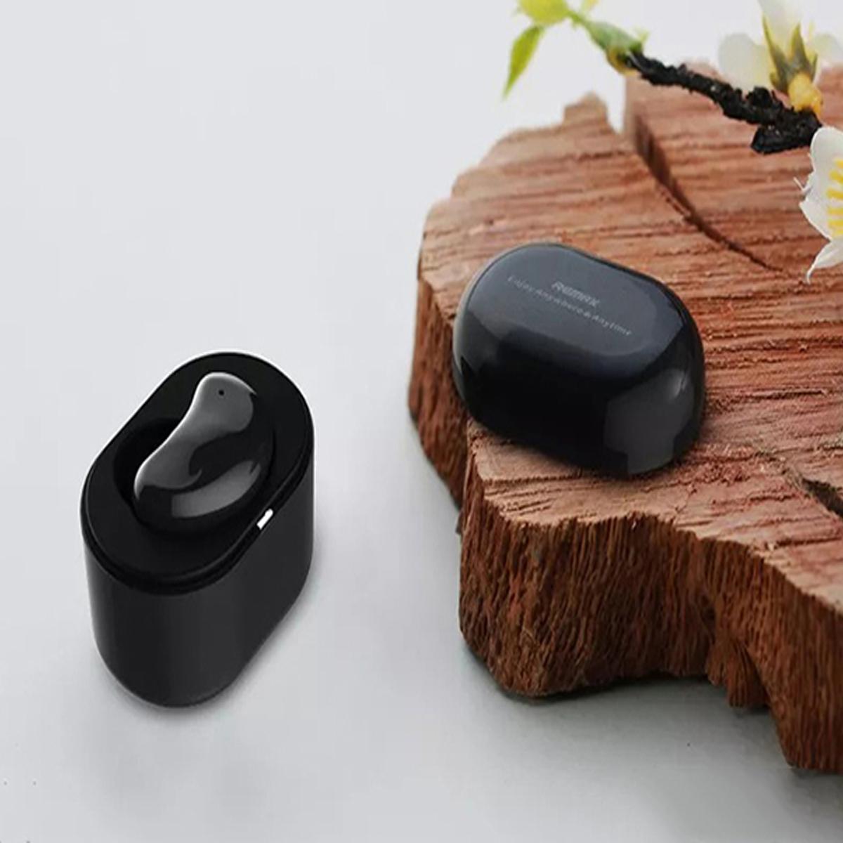 Tai nghe Bluetooth 5.0 Remax RB-T25 - Chính Hãng + Tặng Gía Đỡ Điện Thoại Mini