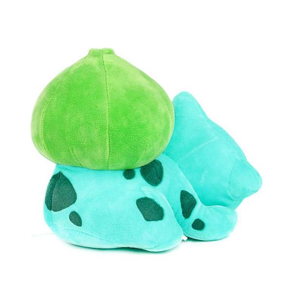 Gấu Bông Pokemon Bulbasaur - Ếch Kỳ Diệu Ngủ Say (25 Cm) Gb75