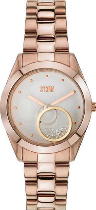 Đồng hồ đeo tay hiệu STORM CRYSTIN ROSE GOLD