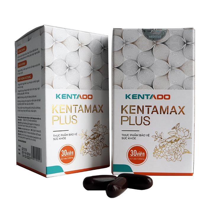 [Combo] 02 Kentamax Plus giúp tăng cân an toàn, hiệu quả