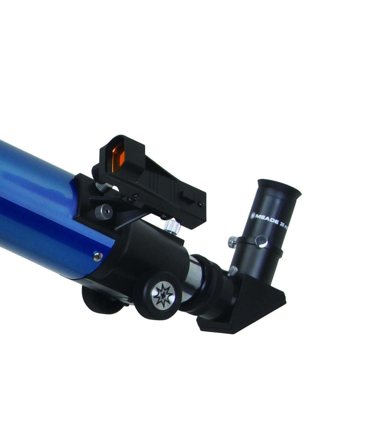 Kính thiên văn chính hãng Mỹ Meade Infinity đường kính 70mm, giá đỡ Altazimuth