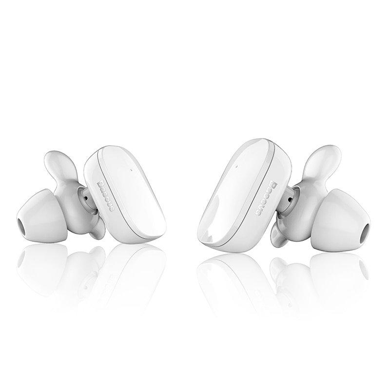 Tai nghe Bluetooth cảm ứng chạm Baseus Encock W02 Touch Earphone - Hàng chính hãng