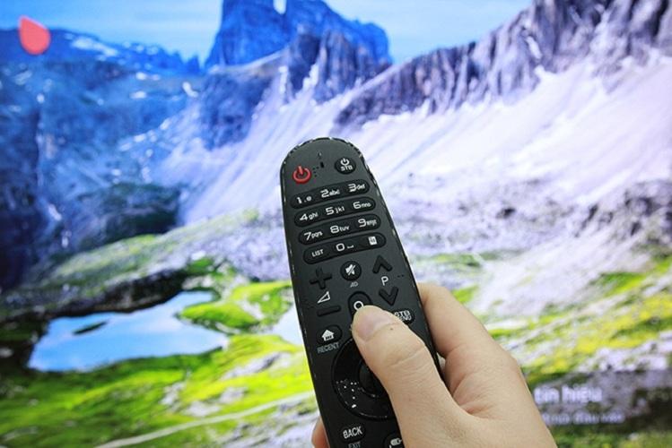 Điều khiển thông minh dành cho tivi LG 2019