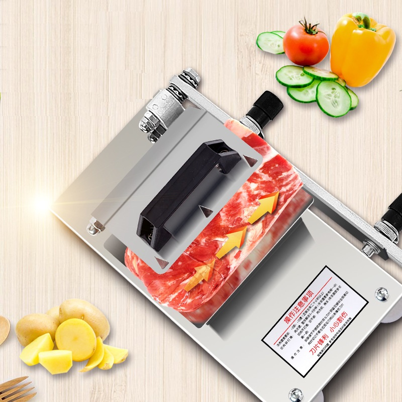 Máy cắt thịt đa năng tiện lợi