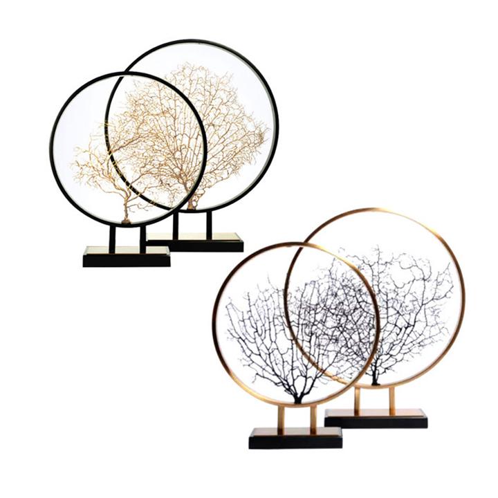 Decor trang trí - bộ 2 quả cầu