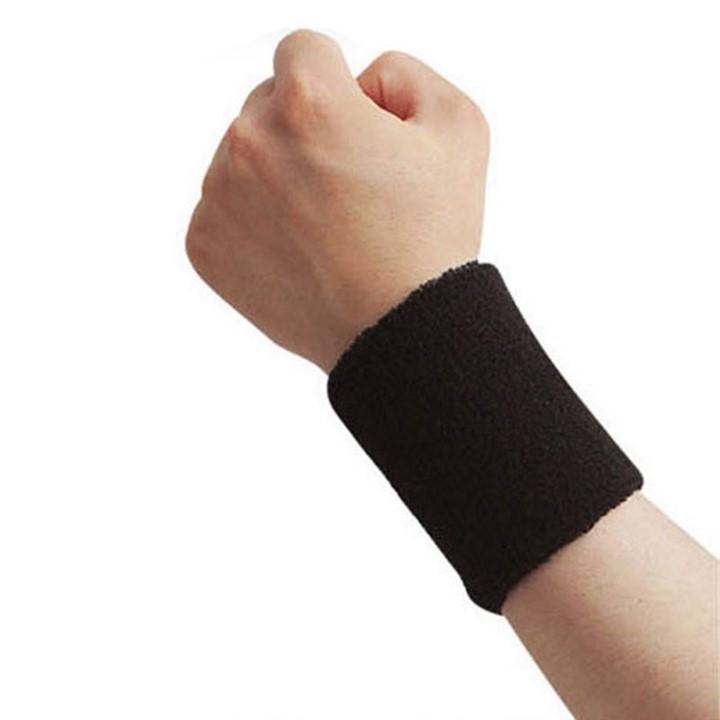Combo 2 băng cổ tay thể thao cao cấp thấm mồ hôi bảo vệ cổ tay VirgoJ5101