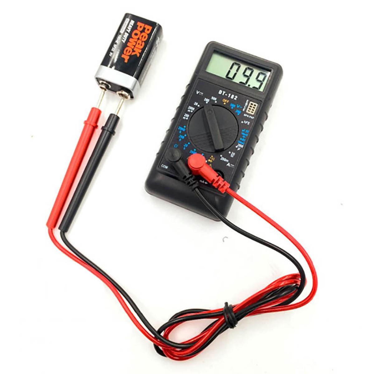 Đồng hồ Canino DT182 đo điện vạn năng mini