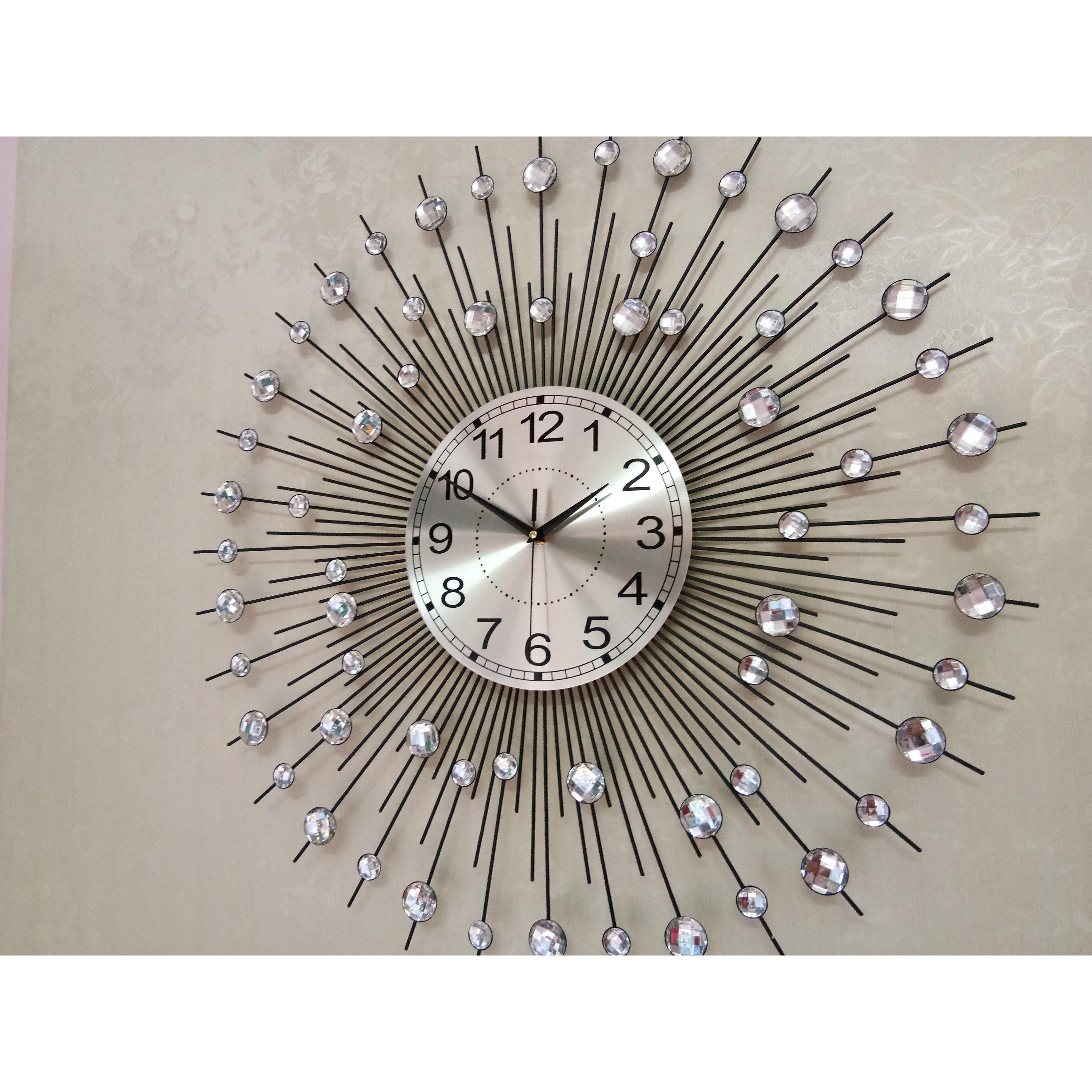 Đồng hồ trang trí 1802B