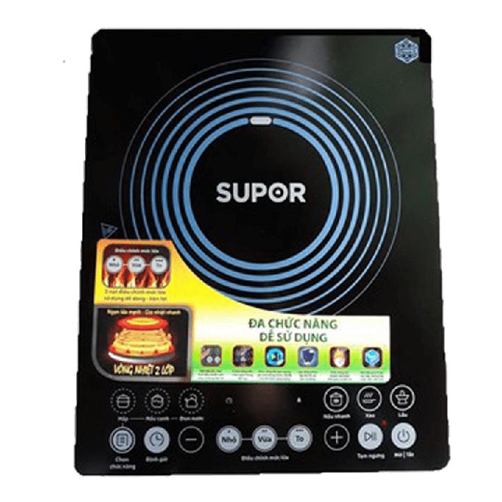 Bếp điện từ cảm ứng Supor C21-SDHCB36VN-Hàng chính hãng