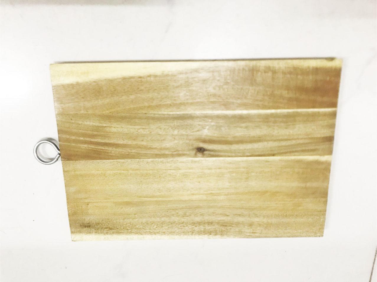 Thớt gỗ hình chữ nhật
