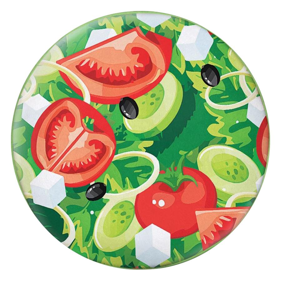 Gối Ôm Tròn Salad Cà Chua - GOHT260