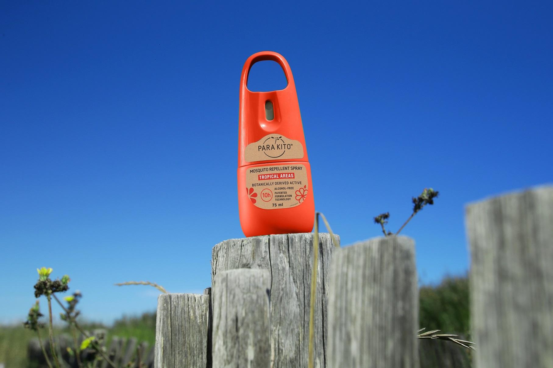 Chai Xịt Chống Muỗi PARA'KITO - PSPRAY02