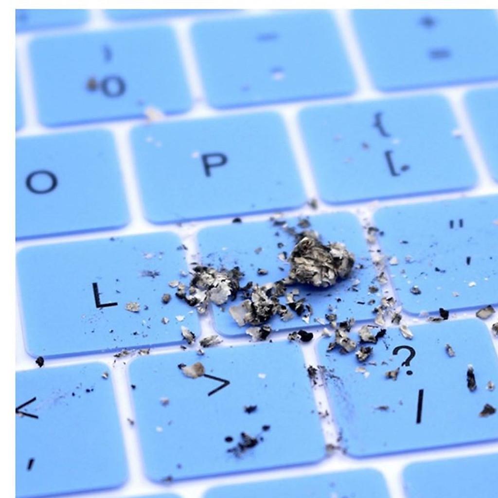 Miếng phủ bàn phím dành cho Macbook đủ dòng màu Gradient chống bụi, chống nước tốt