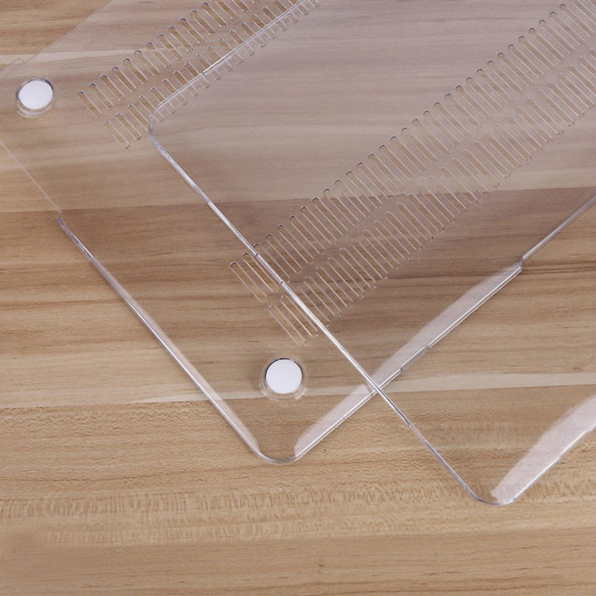 Case, ốp dành cho Macbook trong suốt bảo vệ toàn diện chống va đập, tản nhiệt tốt